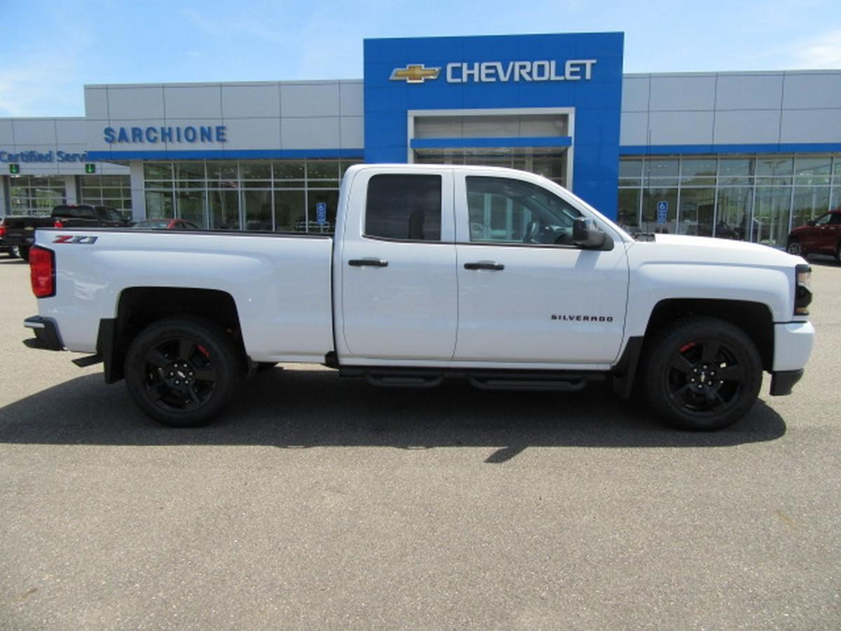 2018 Silverado 1500 Double Cab 4x4, Pickup #13043 - photo 3