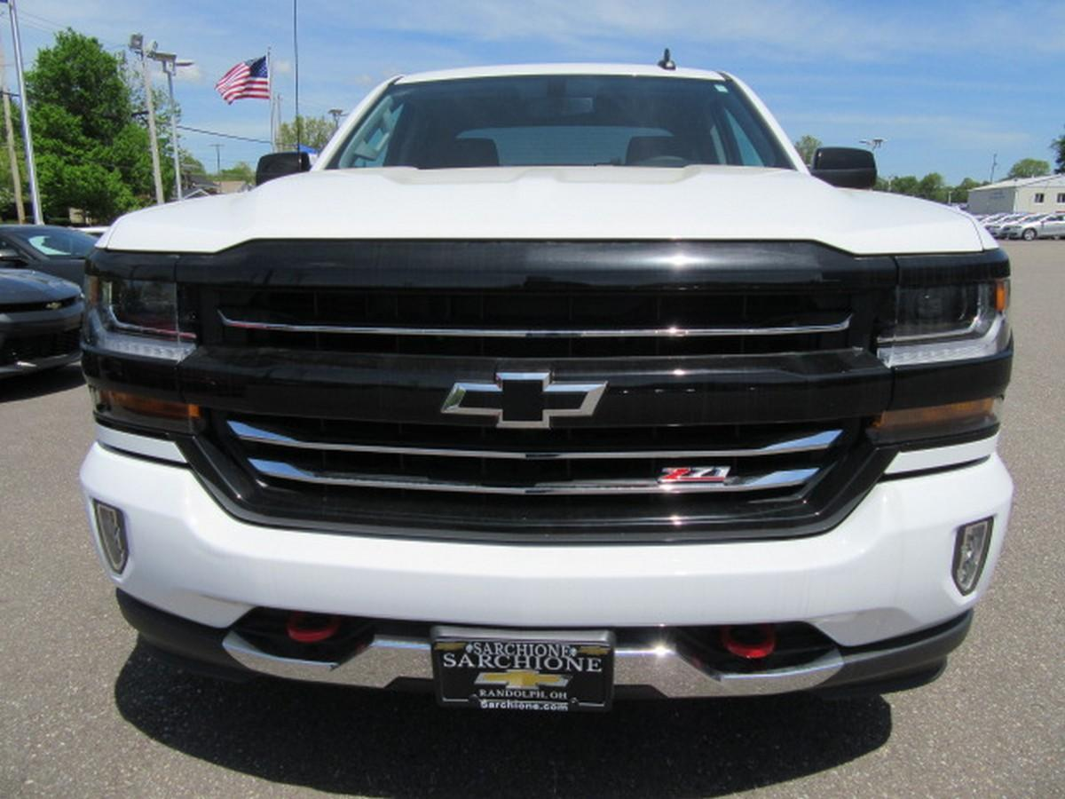 2018 Silverado 1500 Double Cab 4x4, Pickup #13043 - photo 8