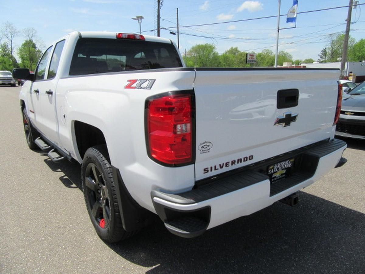 2018 Silverado 1500 Double Cab 4x4, Pickup #13043 - photo 11