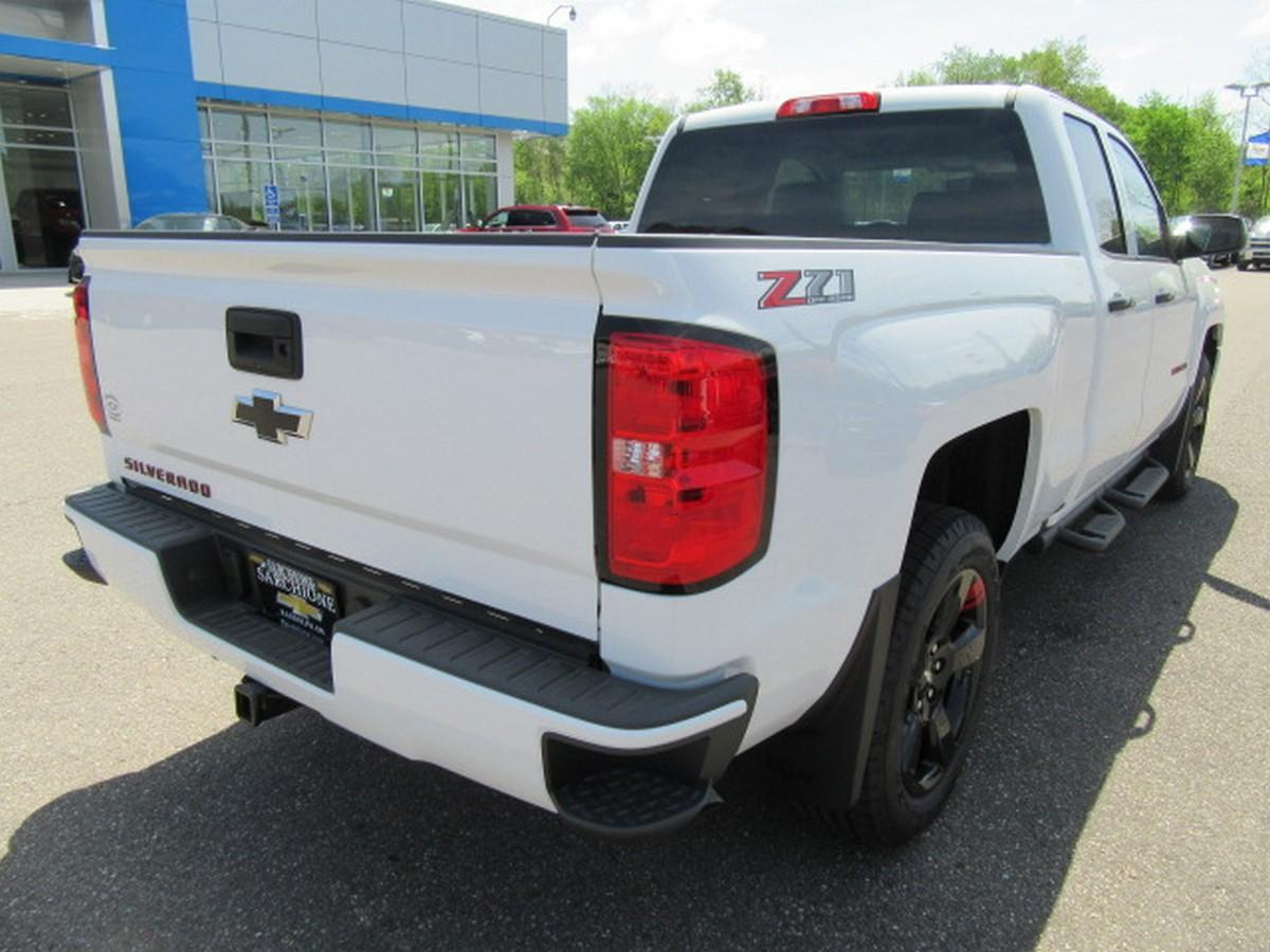 2018 Silverado 1500 Double Cab 4x4, Pickup #13043 - photo 2