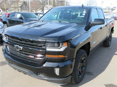 2018 Silverado 1500 Double Cab 4x4, Pickup #13047 - photo 21