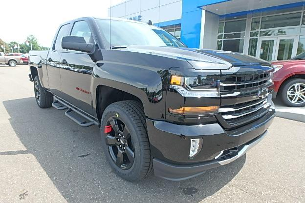 2018 Silverado 1500 Extended Cab 4x4 Pickup #13048 - photo 7