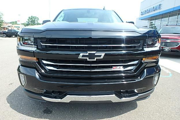 2018 Silverado 1500 Extended Cab 4x4 Pickup #13048 - photo 8