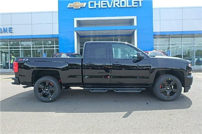 2018 Silverado 1500 Extended Cab 4x4 Pickup #13048 - photo 1