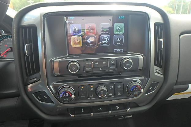 2018 Silverado 1500 Extended Cab 4x4 Pickup #13052 - photo 23