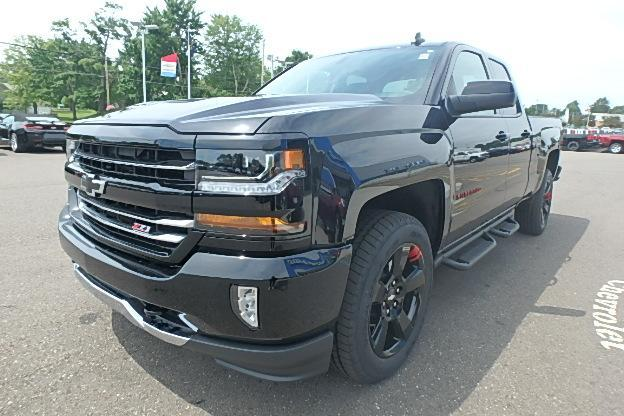 2018 Silverado 1500 Extended Cab 4x4 Pickup #13052 - photo 8