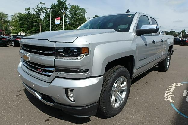 2018 Silverado 1500 Double Cab 4x4, Pickup #13053 - photo 10