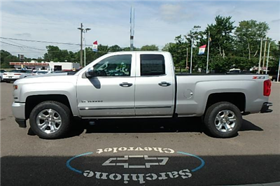 2018 Silverado 1500 Double Cab 4x4, Pickup #13053 - photo 11
