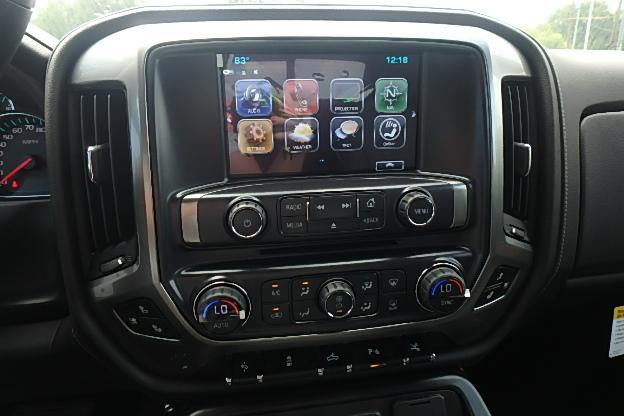 2017 Silverado 1500 Crew Cab 4x4 Pickup #13063 - photo 25