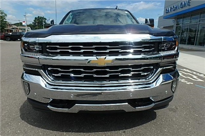 2017 Silverado 1500 Crew Cab 4x4 Pickup #13063 - photo 9