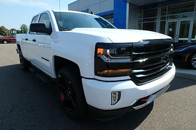 2018 Silverado 1500 Extended Cab 4x4 Pickup #13080 - photo 7