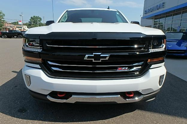2018 Silverado 1500 Extended Cab 4x4 Pickup #13080 - photo 8