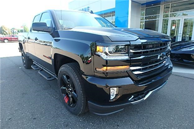 2018 Silverado 1500 Extended Cab 4x4 Pickup #13082 - photo 7