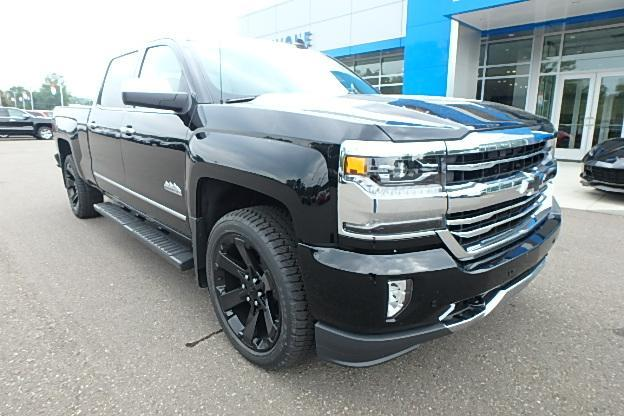 2017 Silverado 1500 Crew Cab 4x4 Pickup #13100 - photo 11