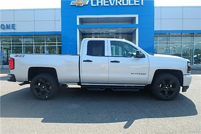 2018 Silverado 1500 Double Cab 4x4, Pickup #13110 - photo 1