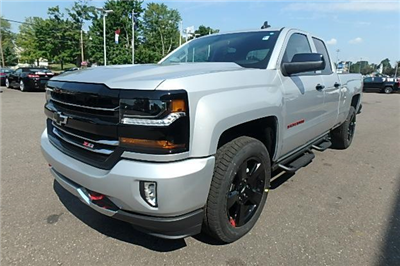 2018 Silverado 1500 Double Cab 4x4, Pickup #13110 - photo 9