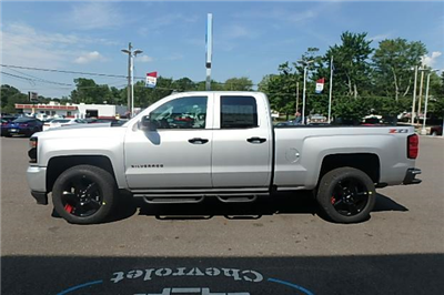 2018 Silverado 1500 Double Cab 4x4, Pickup #13110 - photo 10