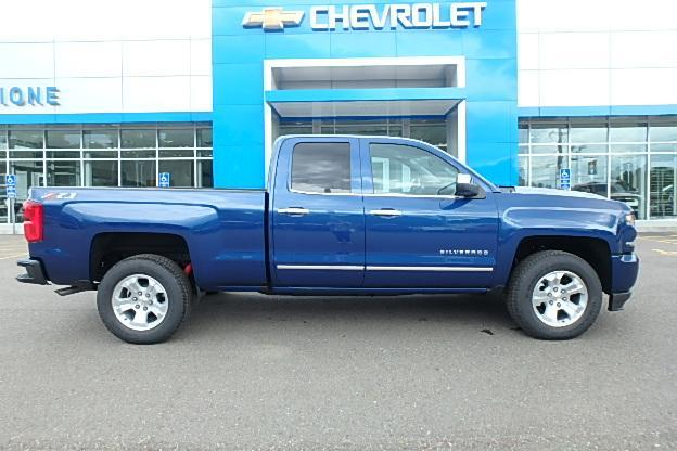 2018 Silverado 1500 Double Cab 4x4, Pickup #13168 - photo 1