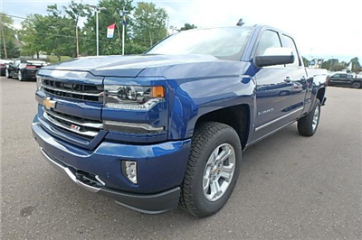 2018 Silverado 1500 Double Cab 4x4, Pickup #13168 - photo 9