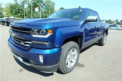2018 Silverado 1500 Extended Cab 4x4 Pickup #13172 - photo 10