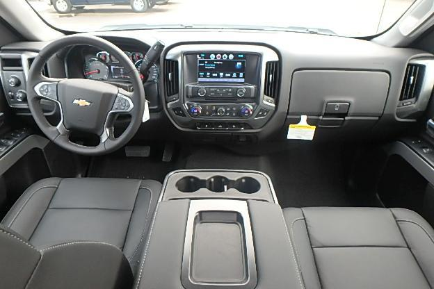 2018 Silverado 1500 Extended Cab 4x4 Pickup #13196 - photo 6