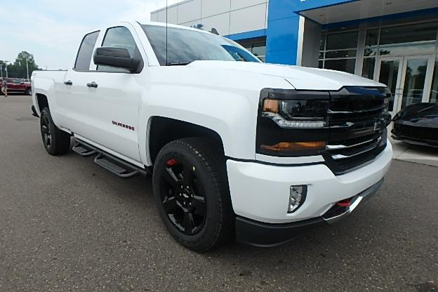2018 Silverado 1500 Double Cab 4x4,  Pickup #13196 - photo 7