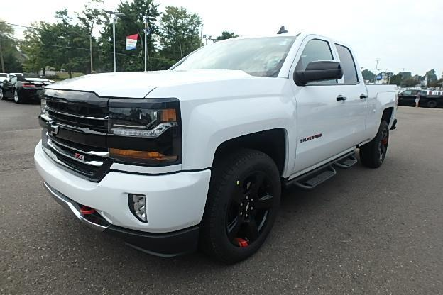 2018 Silverado 1500 Double Cab 4x4,  Pickup #13196 - photo 1