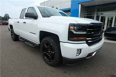 2018 Silverado 1500 Extended Cab 4x4 Pickup #13196 - photo 7