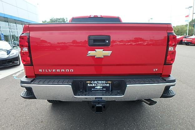 2018 Silverado 2500 Crew Cab 4x4 Pickup #13298 - photo 10