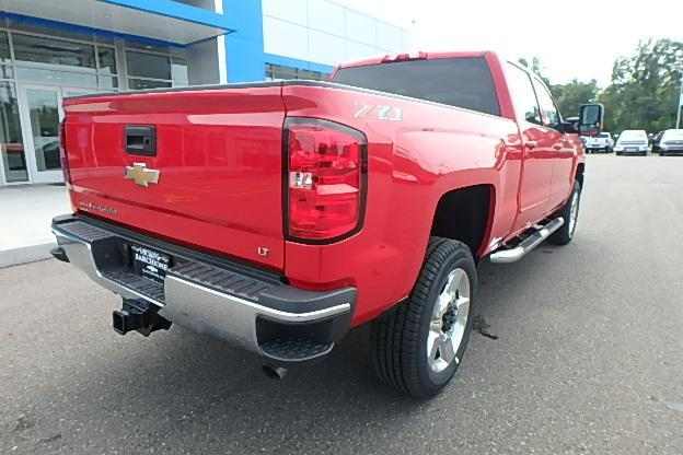 2018 Silverado 2500 Crew Cab 4x4 Pickup #13298 - photo 12