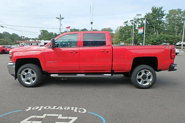 2018 Silverado 2500 Crew Cab 4x4 Pickup #13298 - photo 9