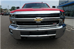 2018 Silverado 2500 Crew Cab 4x4 Pickup #13298 - photo 8