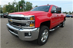 2018 Silverado 2500 Crew Cab 4x4 Pickup #13298 - photo 1