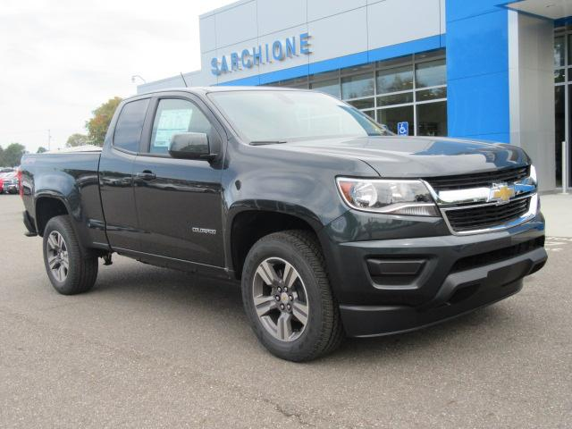 2018 Colorado Extended Cab 4x4 Pickup #13514 - photo 1