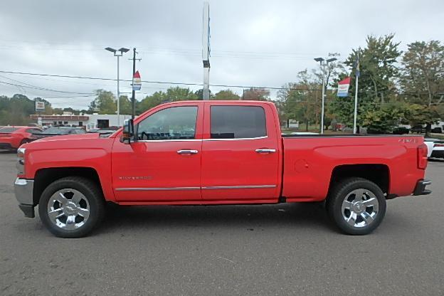 2018 Silverado 1500 Crew Cab 4x4 Pickup #13601 - photo 12
