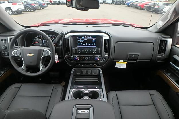 2018 Silverado 1500 Crew Cab 4x4 Pickup #13601 - photo 8