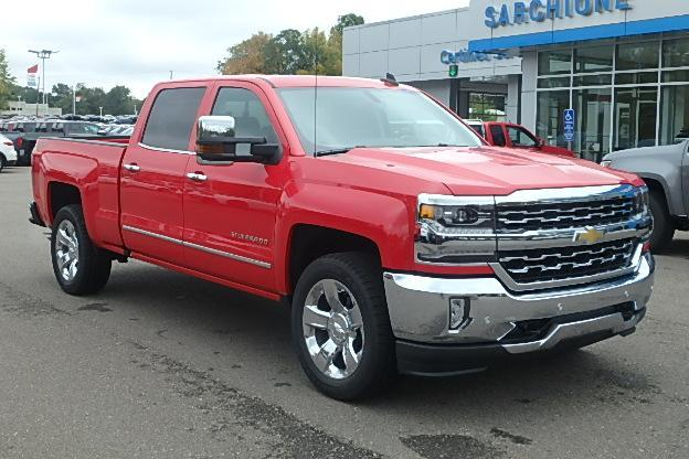 2018 Silverado 1500 Crew Cab 4x4 Pickup #13601 - photo 1