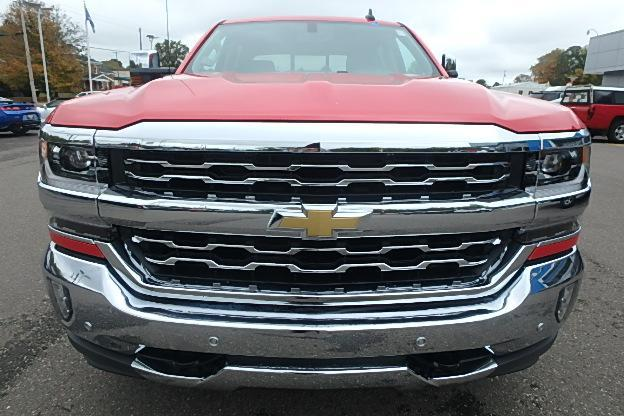 2018 Silverado 1500 Crew Cab 4x4 Pickup #13601 - photo 10