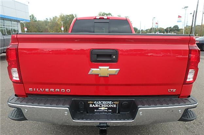 2018 Silverado 1500 Crew Cab 4x4 Pickup #13601 - photo 14