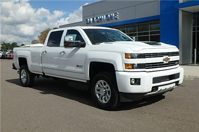 2018 Silverado 3500 Crew Cab 4x4 Pickup #13619 - photo 1