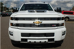 2018 Silverado 3500 Crew Cab 4x4 Pickup #13619 - photo 11