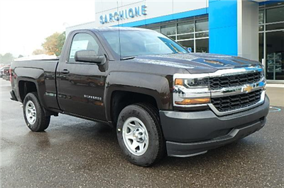 2018 Silverado 1500 Regular Cab, Pickup #13622 - photo 1
