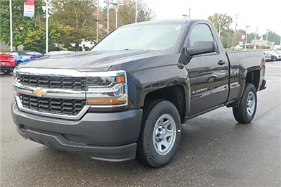 2018 Silverado 1500 Regular Cab, Pickup #13622 - photo 7