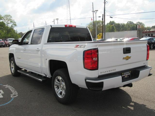 2018 Silverado 1500 Crew Cab 4x4,  Pickup #13636 - photo 12
