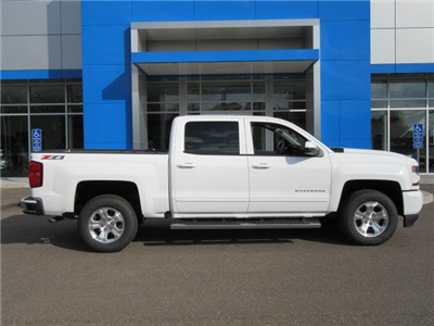 2018 Silverado 1500 Crew Cab 4x4,  Pickup #13636 - photo 1