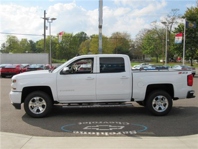 2018 Silverado 1500 Crew Cab 4x4,  Pickup #13636 - photo 11