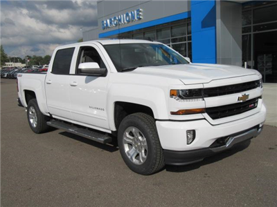 2018 Silverado 1500 Crew Cab 4x4,  Pickup #13636 - photo 3