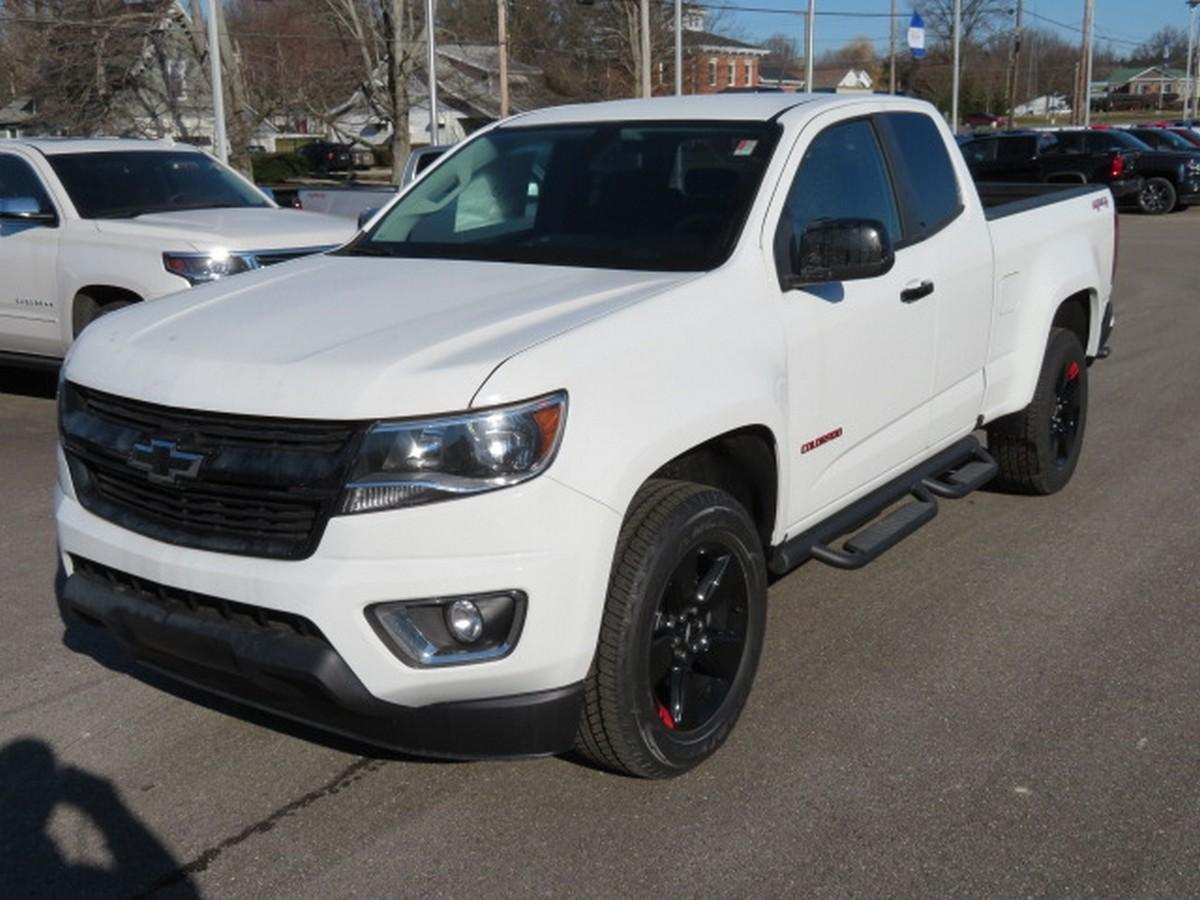 2018 Colorado Extended Cab 4x4,  Pickup #13637 - photo 8