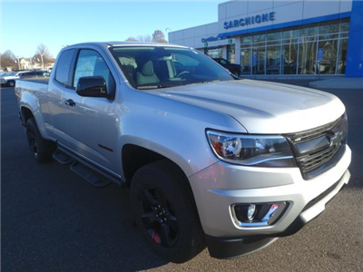 2018 Colorado Extended Cab 4x4 Pickup #13650 - photo 1