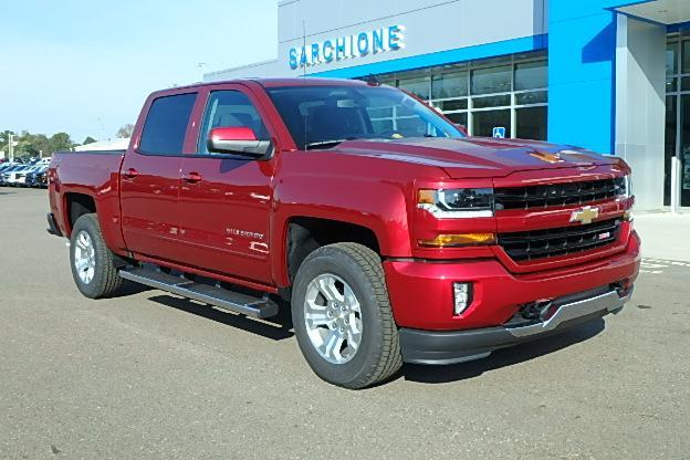 2018 Silverado 1500 Crew Cab 4x4,  Pickup #13689 - photo 8